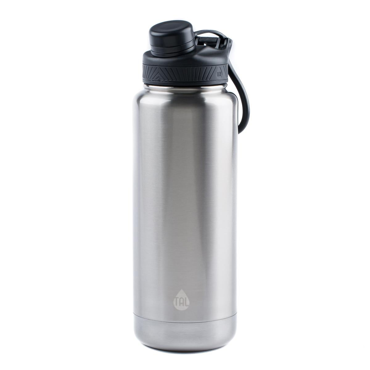 TAL Navy 40oz Double Wall Vacuum Insulated Stainless Steel Ranger Pro Water Bottle by Core Home