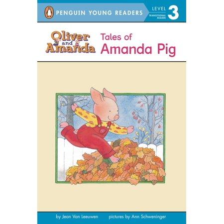 2 Pkg Ready Made - Tales of Amanda Pig : Level 2