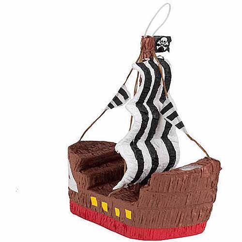 Pirate Ship Pinata