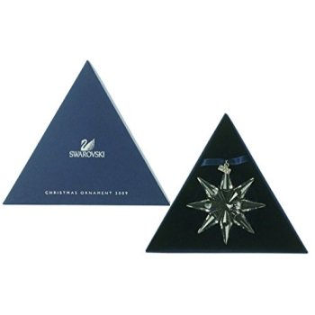 swarovski 2009 annual edition sparkling star ornament
