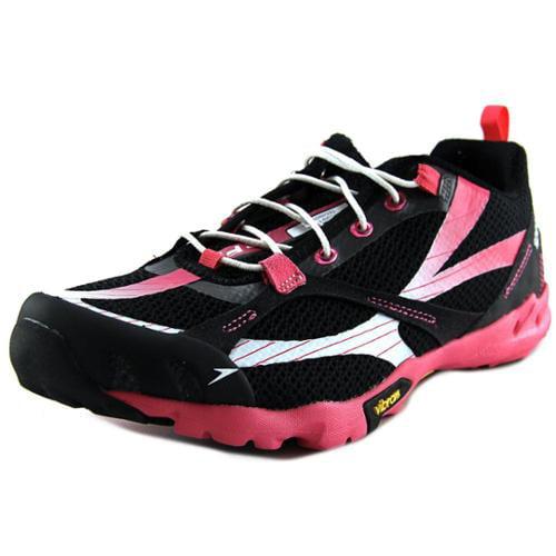 Speedo FST Women US 6 Black Running Shoe