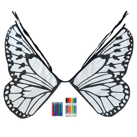 Seedling Design Your Own Butterfly Wings Walmartcom
