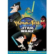 Phineas & Ferb: Star Wars (Widescreen) by Buena Vista