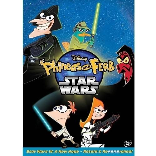 Phineas & Ferb: Star Wars (Widescreen)