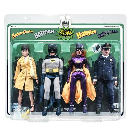 Batman Classic TV Series Action Figures Four Pack: Series 5](Classic Batman)