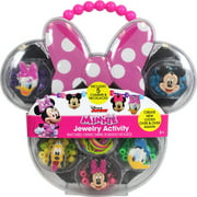 Disney Minnie Mouse Plastic Necklace Activity Set - multi character, multicolored