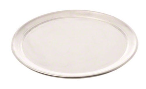 "(TP11) 11"" Wide Rim Aluminum Pizza Pan, For maximum life, clean your aluminum pizza pans with a mild... by"