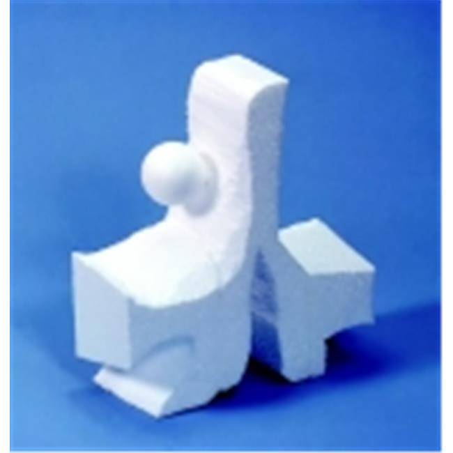 School Specialty Styrofoam Light-Weight Block Pack, Pack 36