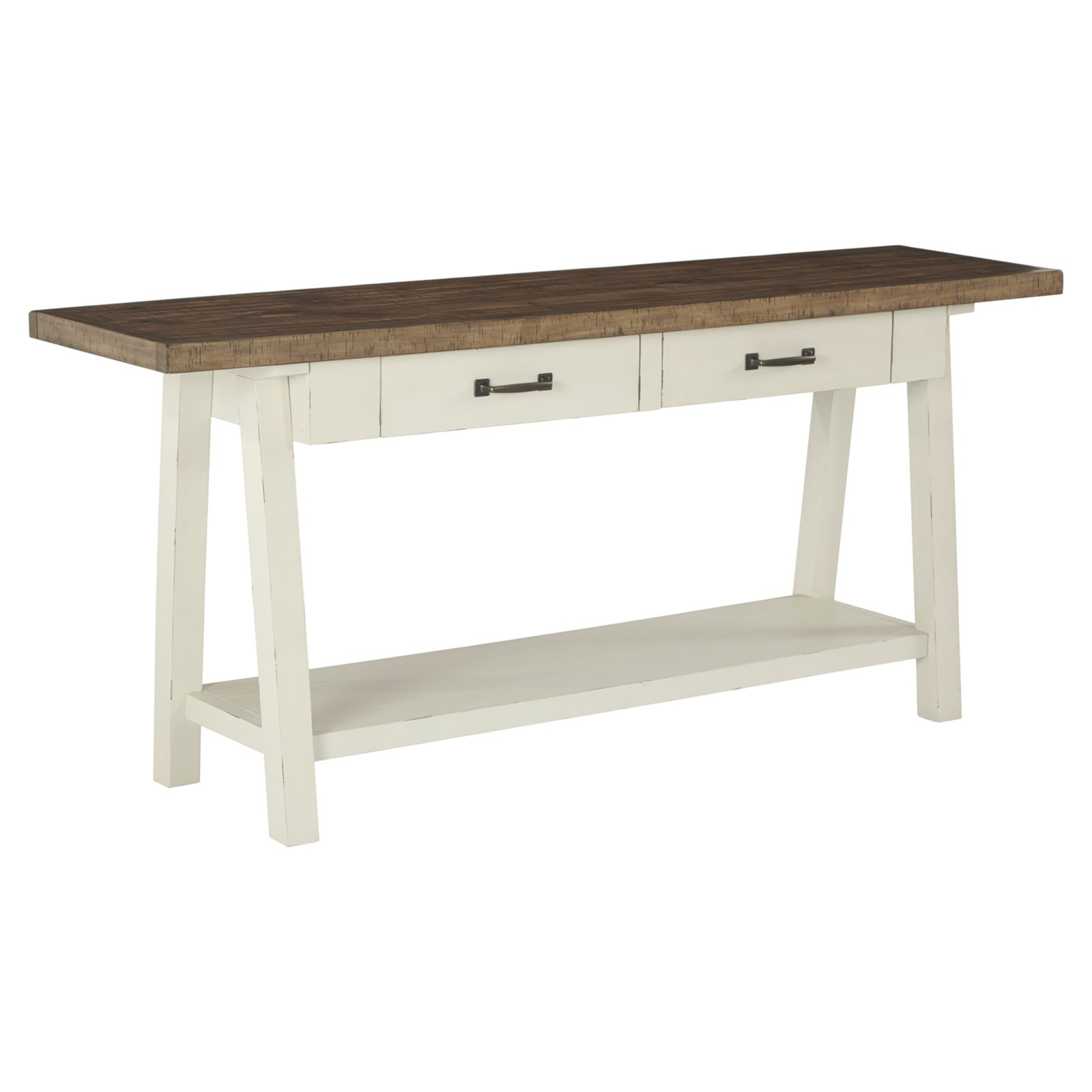 Signature Design by Ashley Stownbranner 72 in. Sofa Table