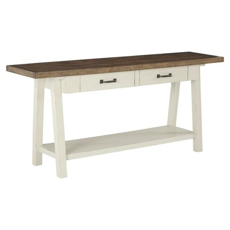Super Signature Design By Ashley Stownbranner 72 In Sofa Table Download Free Architecture Designs Scobabritishbridgeorg