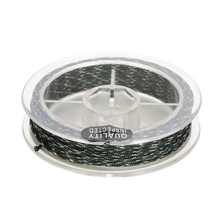 Show Lead Slip Braid - 35lb / 45lb / 55lb 5m Leadcore Braided Camouflage Carp Fishing Line Hair Rigs Lead Core Fishing Tackle