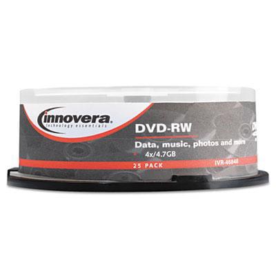 Innovera DVD-RW Rewritable Disc