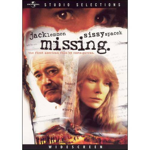 Missing (Widescreen)