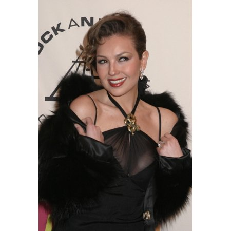 Thalia At Arrivals For 20Th Annual Rock & Roll Hall Of Fame Induction Ceremony  The Waldorf Astoria Hotel  New York