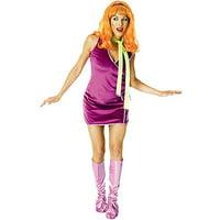 Scooby Doo Daphne Adult Halloween Costume - One Size