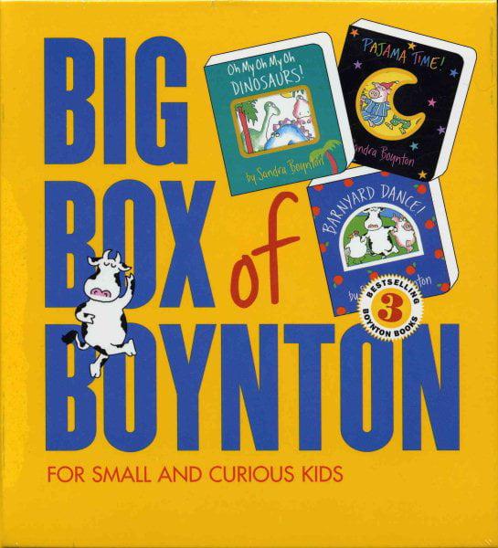 Big Box of Boynton Set 1! - Boardbook