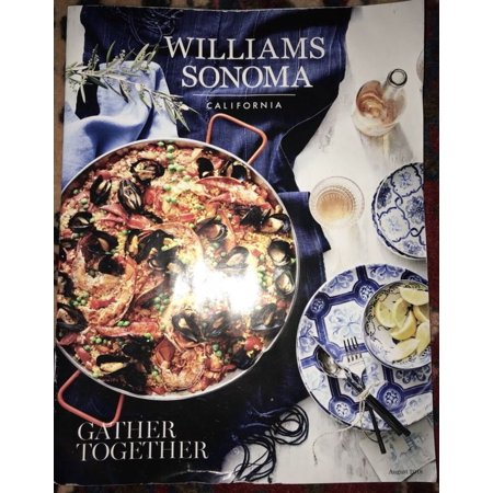 Williams Sonoma Christmas Catalog.Williams Sonoma Home Catalog August 2018 Gather Together Source Book Ideas