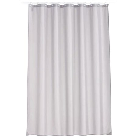 Splash Collection By BenJonah 100 Polyester Fabric Shower Curtain Liner With Weighted Bottom Hem In Grey Size 70X72