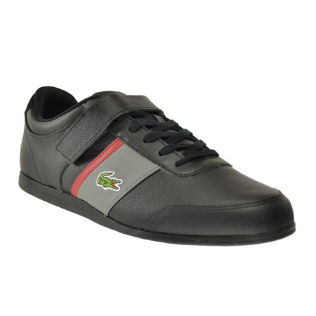 68bf22e955da69 Lacoste - Lacoste Embrun URS SPM Leather Synthetic Men s Shoes Black Dark  Grey 7-29spm2020-237 - Walmart.com