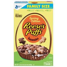 Breakfast Cereal: Reese's Puffs