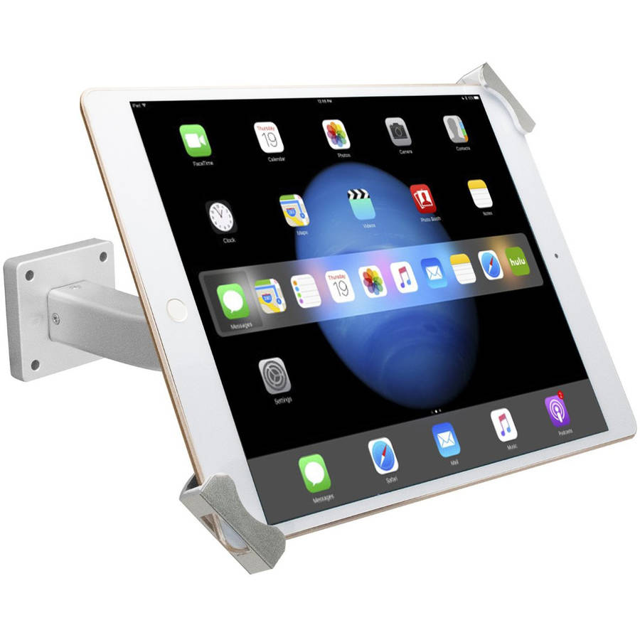 "CTA Digital Security Tabletop and Wall Mount for 7""-13"" Tablets"