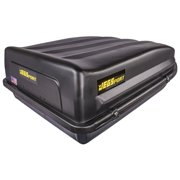 JEGS 90098 Rooftop Cargo Carrier Luggage | 18 cu. ft  | Waterproof | Made in USA