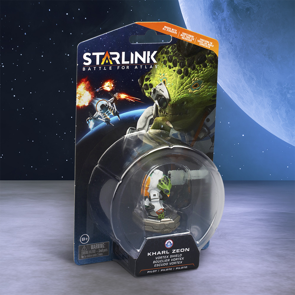 Ubisoft, Starlink: Battle for Atlas Pilot Pack, Kharl Zeon, UBP90902144