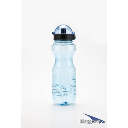 Bluewave Bullet BPA Free Reusable Sports Water Bottle with Straw – 1 Liter (34 oz) (Gen2)