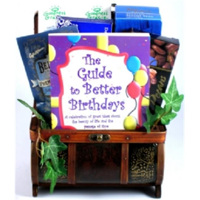 Gift Basket Village BiTr Birthday Treasures Gift Basket
