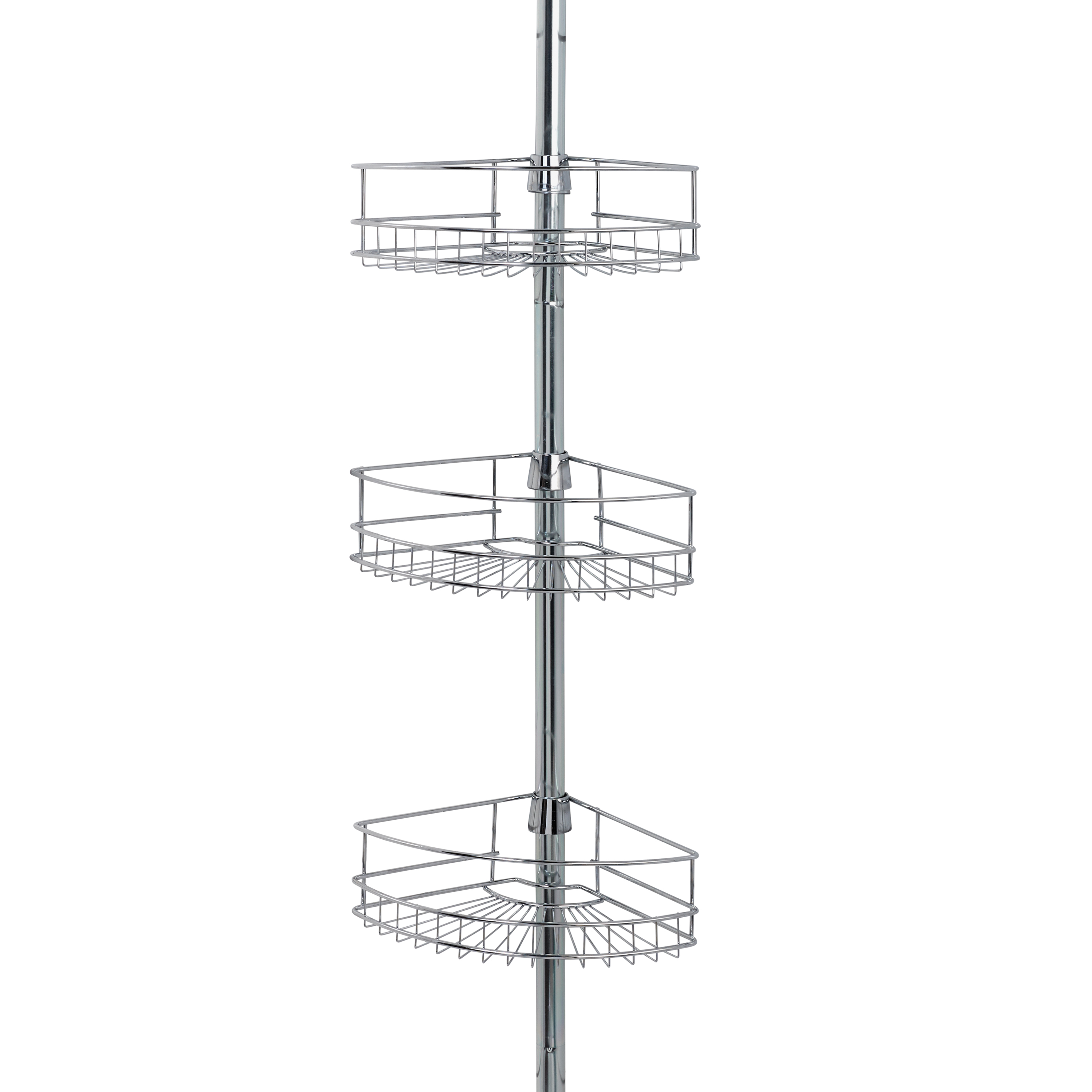 Mainstays Tension Pole Shower Caddy