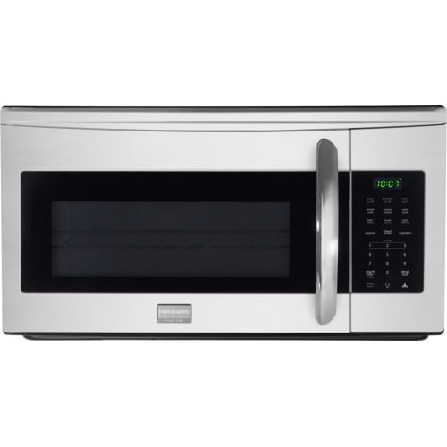 Frigidaire FGMV175Q 30 Inch 1.7 Cu. Ft. 1,000 Watt Over-the-Range Microwave Oven