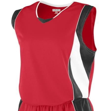 515 Ladies Wicking Mesh Extreme Jersey RED/BLACK/WHITE -