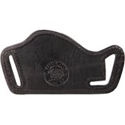 "Bulldog Cases Leather ""Lay Flat"" Holster Fits Most Large Frame Semi-Autos (Glock 19, S&W M&P, Springfield Armory XD etc.)"