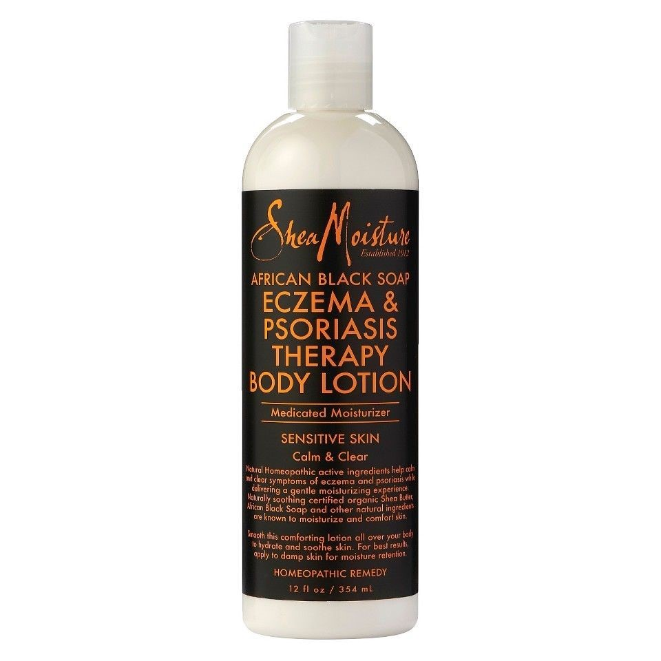 Sheamoisture African Black Soap Eczema Amp Psoriasis Therapy