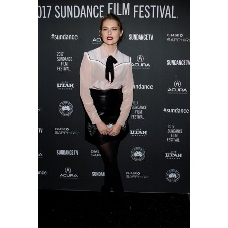Teresa Palmer At Arrivals For Berlin Syndrome Premiere At Sundance Film Festival 2017 Marc-Park City Municipal Athletic & Recreation Center Park City Ut January 20 2017 Photo By James AtoaEverett Coll