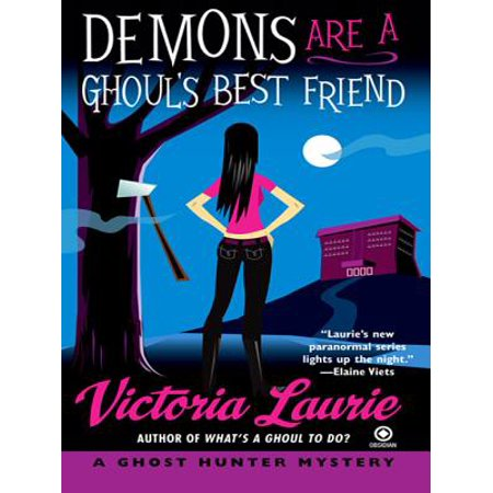 Demons Are a Ghoul's Best Friend - eBook