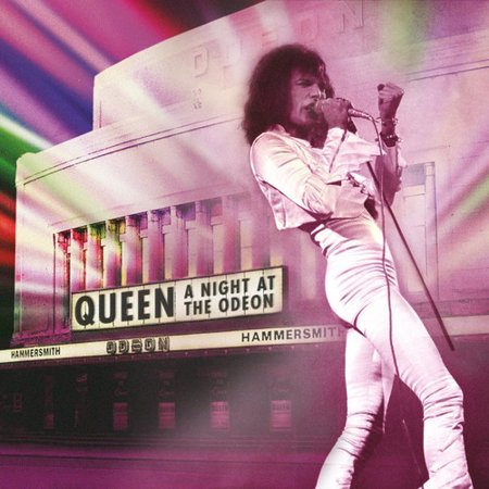 A Night At The Odeon [CD/DVD/BR] [Box Set] (CD) (Includes DVD) (Includes