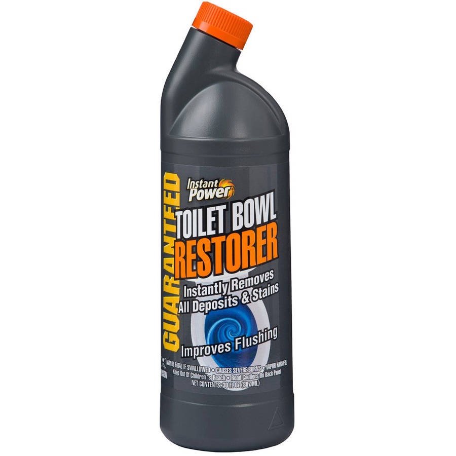 Instant Power Toilet Bowl Restorer, 30 fl oz