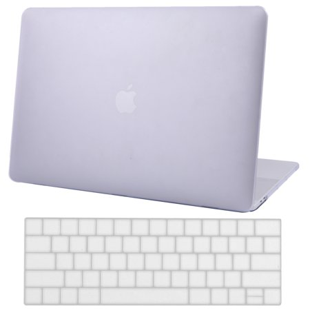 new styles 0dd0d 6a910 MacBook Pro 15 Case 2016 Release Keyboard Skin and Hard Shell Bundle Matte  Cover fits all Apple Mac Pro 15 inch 2016 Models with Touch Bar (A1707) ...