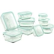 Glasslock Glasslock 9 Container Food Storage Set