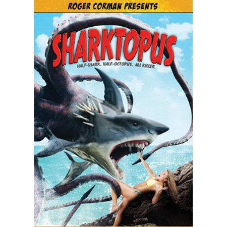 Sharktopus (DVD) for $<!---->