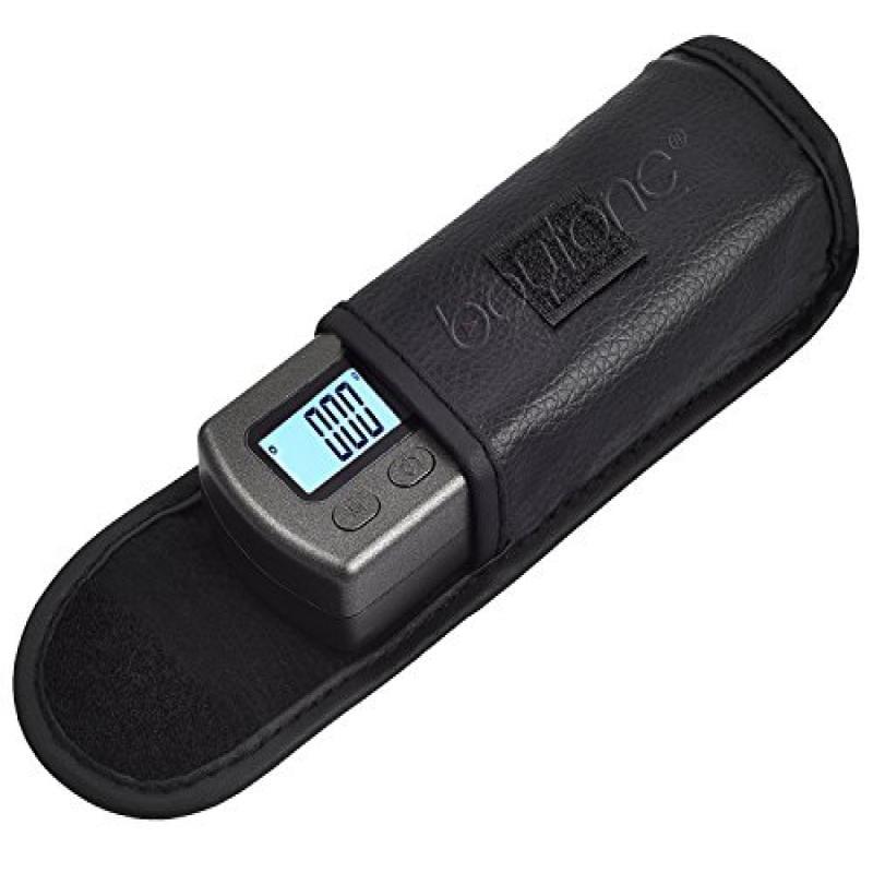 Boytone BT-SC Digital Turntable Stylus Force Scale Gauge Tester, Blue LCD Backlight for Tone arm Phono Cartridge
