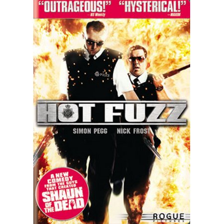 Hot Fuzz (DVD) (Hot Funny Movies)