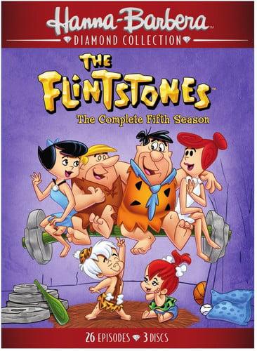 The Flintstones: The Complete Fifth Season by Hanna Barbera