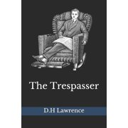 The Trespasser(Illustrated) (Paperback)