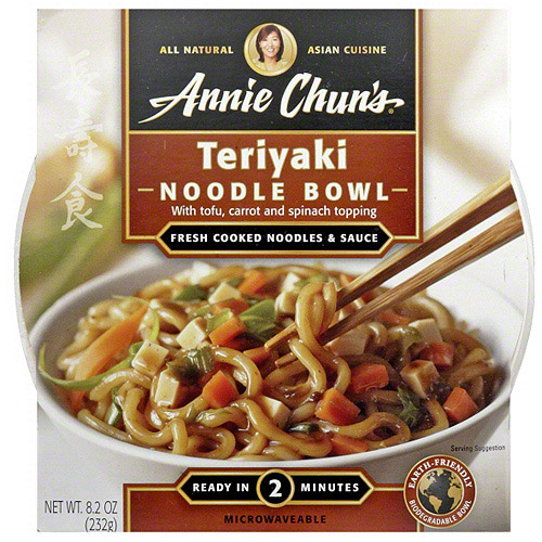 Annie Chun's Teriyaki Noodles, 8.2 oz (Pack of 6)
