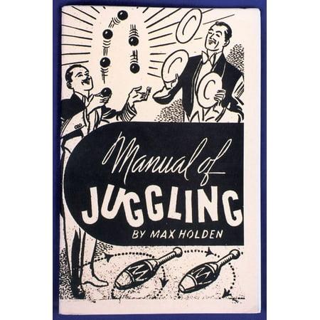 MANUAL OF JUGGLING - Juggling Supplies