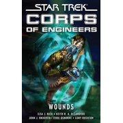 Star Trek: Corps of Engineers: Wounds - eBook