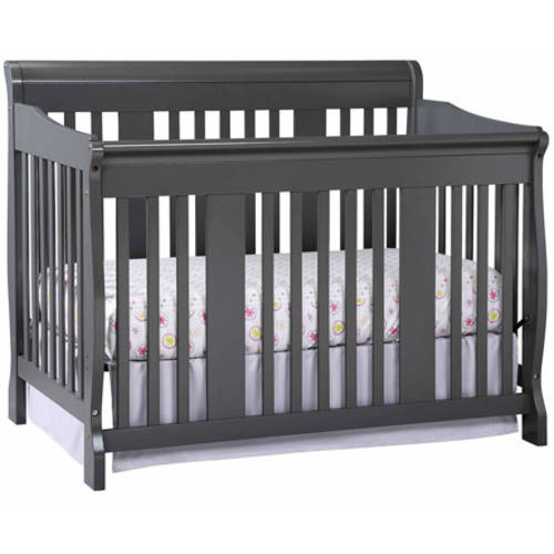 Storkcraft Tuscany 4-in-1 Convertible Crib, Choose Your Finish