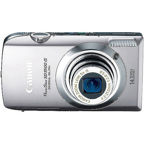 PowerShot SD3500 IS Compact Camera